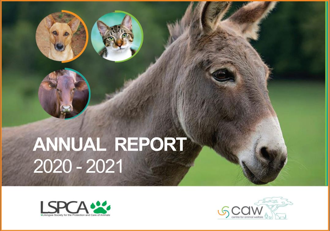 LSPCA Annual Report 2020-2021